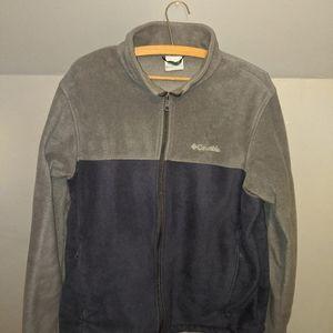 Columbia Zip Up Sweater